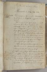 Ratsprotokoll 1794 (Best. 10B (Ratsprotokolle) A 242)