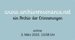 Archiveresonances.net