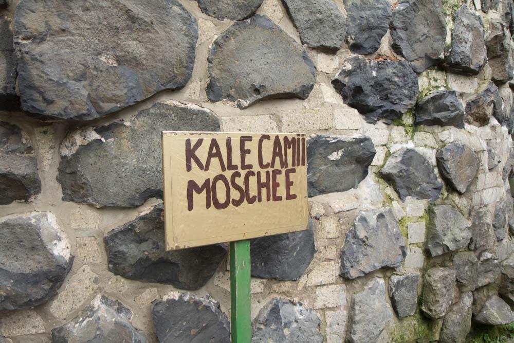 Moscheemauer –Mauermoschee