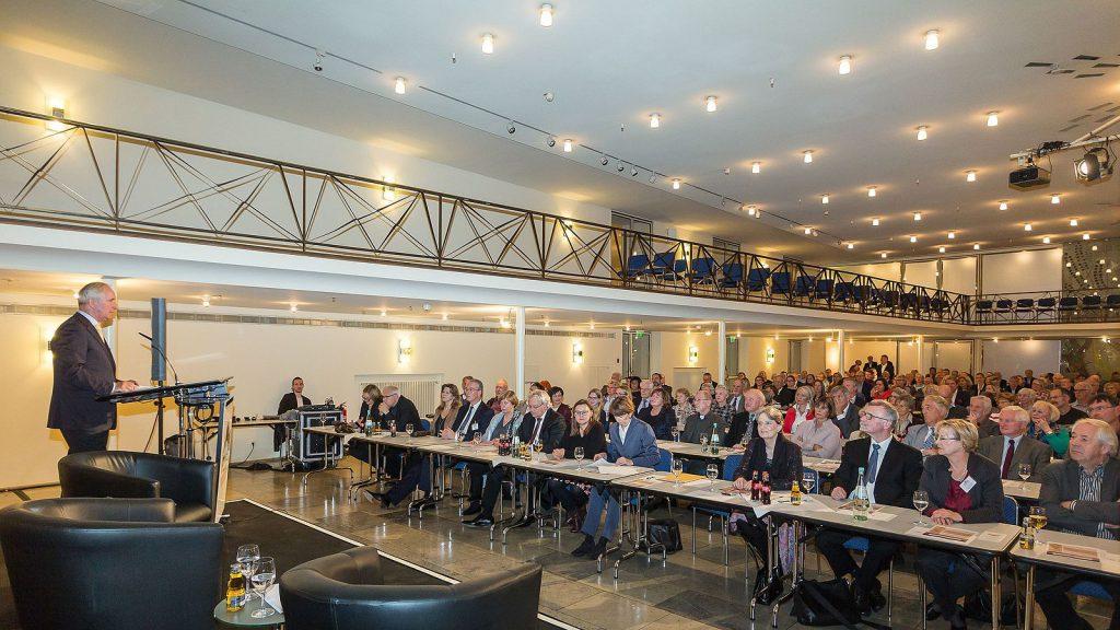 Burkhard von der Mühlen appelliert an Politik und Verwaltung